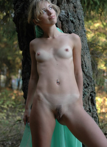 Hairy pussy forest fairy