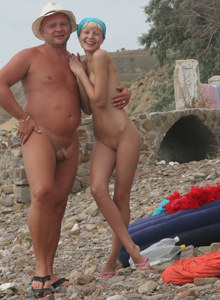 Nudists couples